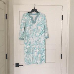 J. McLaghlin Catalina Cloth Dress Small